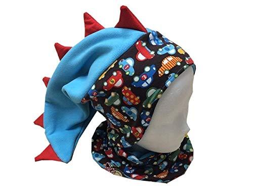 Kindermütze Drachenmütze Mütze
