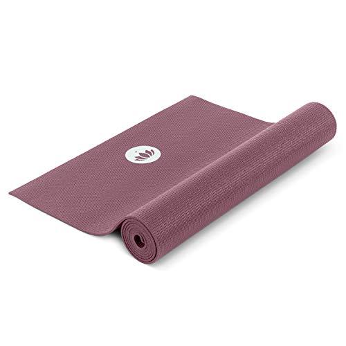 Lotuscrafts Yogamatte Mudra Studio [5mm Dicke] - Hautfreundlich & Schadstoffgeprüft - für Anfänger und...