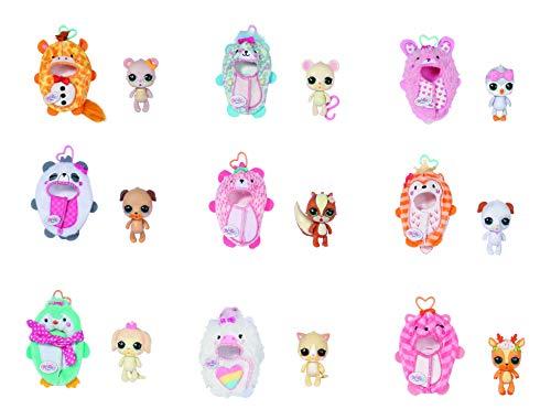 Zapf Creation 904459 BABY born Surprise Pets Serie 2 Überraschungs-Figur mit Zubehör und vielen...