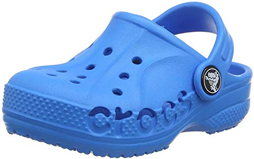 Crocs Unisex-Kinder Baya K Clogs, Ocean, 25/26 EU