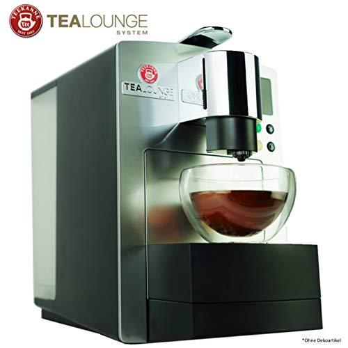 ANGEBOTSPREIS - TEEKANNE Multifunktionale Kaffeekapselmaschine Teemaschine + Zubehör, Heißgetränkespender...