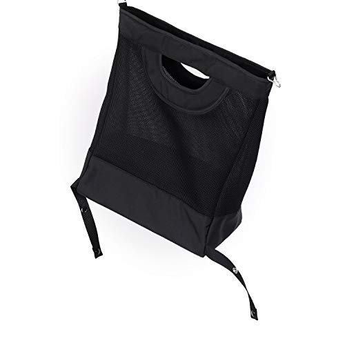 BEQOONI® Smart Shopper für Kinderwagen - Große multifunktionale Einkaufstasche für Unterwegs