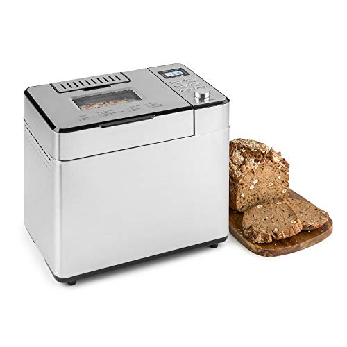 Klarstein Brotilde Family Brotbackautomat - 14 Programme, 3 Bräunungsgrade, bis 1 kg Brot,...