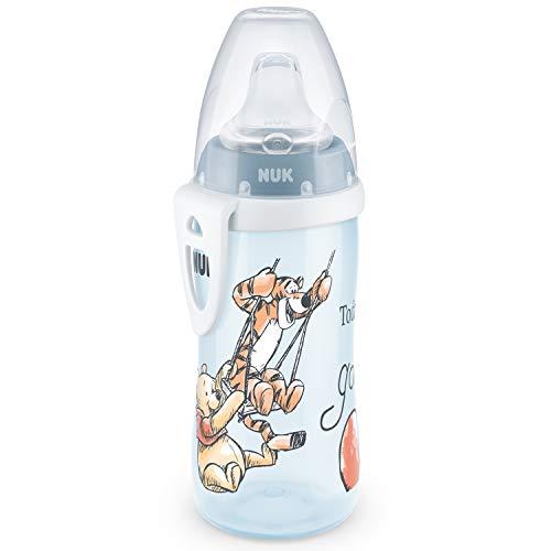 NUK Active Cup Trinklernbecher   12+Monate   auslaufsichere Trinkschnabel   Clip & Schutzkappe   BPA-frei  ...