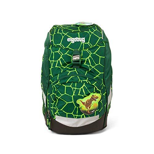 ergobag Unisex-Kinder Prime Backpack Single Rucksack Mehrfarbig (Bearrex)
