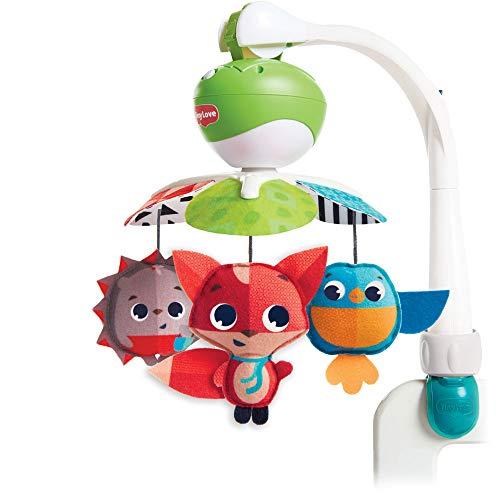 Tiny Love Baby-Mobile, Take Along Musik-Mobile für unterwegs und zuhause, Baby-Spieluhr ab der Geburt (0M+)...