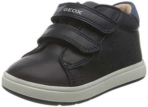 Geox Baby-Jungen B BIGLIA Boy D First Walker Shoe, Blau (Navy), 26 EU