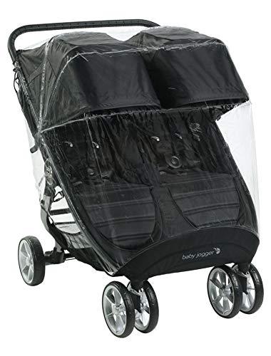 Baby Jogger Zwillingswagen-Wetterschutz und -Regenschutz   für City Mini2 Double und City Mini GT2 Double  ...