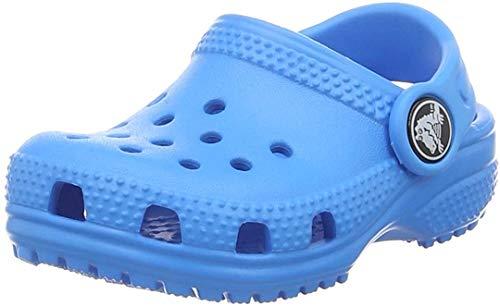 crocs Unisex-Kinder Classic Kids Clogs, Blau (Ocean 456), 32/33 EU