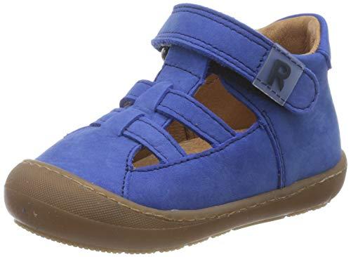 Richter Kinderschuhe Jungen Unisex Kinder Maxi Geschlossene Sandalen, Blau (Liberty 7000), 25 EU