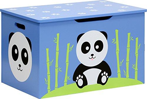 IB-Style - Kindersitzgruppe Panda | 3 Kombinationen - Stuhl Truhenbank Kindermöbel Tisch Kindertisch...
