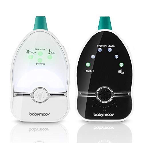 Babymoov Babyphone Easy Care, Digital Green Technology, 500m Reichweite