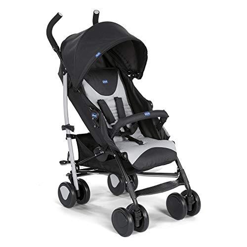Chicco Echo Leichter Zusammenklappbarer Kinderwagen von 0 Monaten bis 22 kg, Kompakter Kinderbuggy mit...