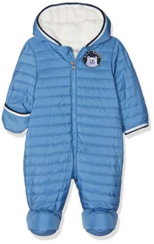 Sanetta Baby-Jungen Outdooroverall Schneeanzug, Blau (Midblue 5760.0), 62