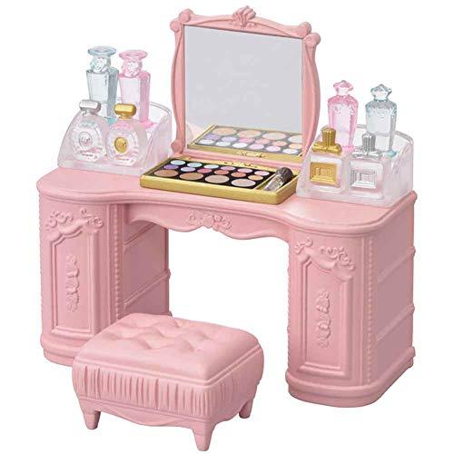 Duofenlh Mädchen Schminktisch Kinder Kosmetik Sets Prinzessin Rollenspiel so tun, als ob Make-up-Zubehör