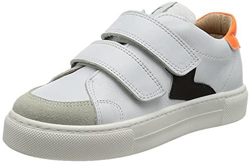 Bisgaard Jungen Karlo Sneaker, white, 31 EU