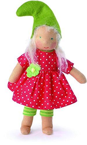 Käthe Kruse 0138450 Gartenelfe Pimpernells Puppe