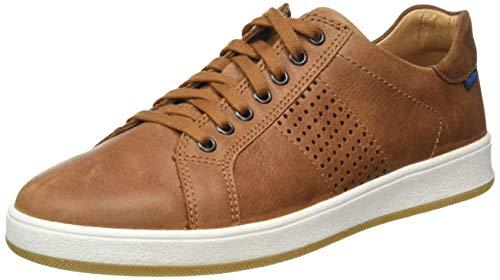 Richter Kinderschuhe Jungen Special Sneaker, Braun (Cognac 2900), 35 EU