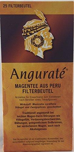 Anguraté Magentee aus Peru Filterbeutel, 2 x 25 Filterbeutel
