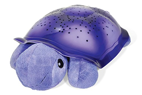 Cloud B 4250652399908 Twilight Turtle Sternenhimmel Schildkröte Nachtlicht Purlple, violett
