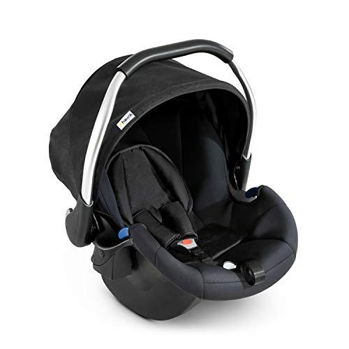 Hauck Babyschale Comfort Fix, ECE Gruppen 0 ab Geburt bis 13 kg nutzbar, leicht, Seitenaufprallschutz, mit...