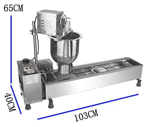Kolice CE automatische Donut-Machine, automatischer Donut-Maker/automatische Donut-Bratmaschine/automatischer...