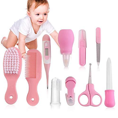 Babypflegeset, Baby Erstausstattung Pflegeset, Babypflegen, Baby Kulturtasche, Halloween Geschenk, Baby...