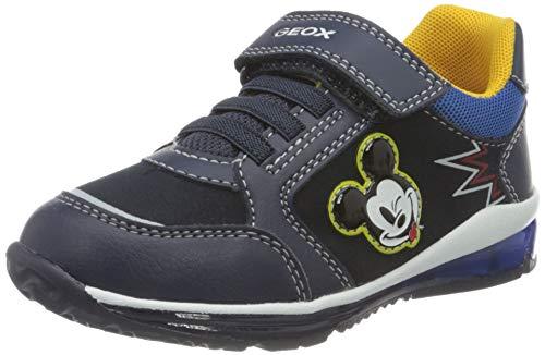 Geox B TODO Boy B Sneaker, Navy, 23 EU