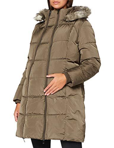 Noppies Damen Jacket 3 -Way Anna Jacke, Chocolate Chip-P626, L