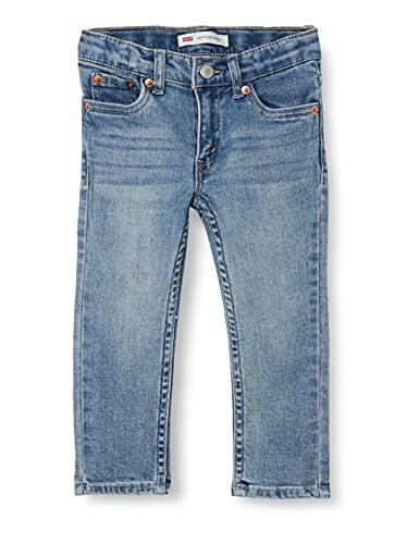 Levi's Kids Jungen Lvb 512 Slim Taper Jeans, Haight, 16 Jahre