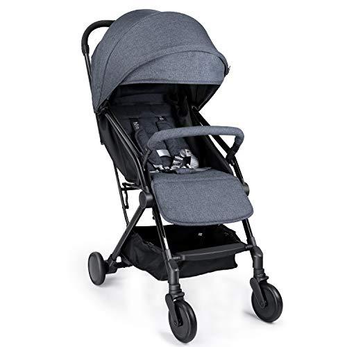 Meinkind Baby Kinderwagen Buggy, Kinderbuggy vom Geburt bis 22kg Leichter Kinderwagen mit Einhand Klappbar,...