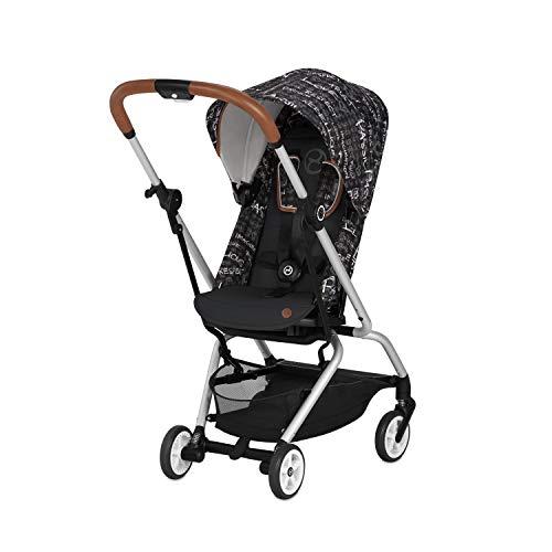 CYBEX Gold Buggy Eezy S Twist, 360° Rotierbare Sitzeinheit, Ultrakompakt, Ab Geburt bis 17 kg (ca. 4 Jahre),...