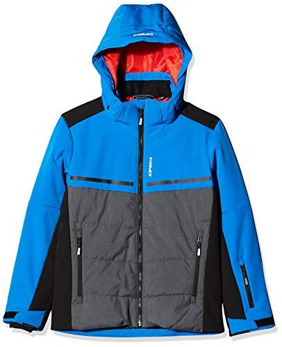 ICEPEAK Jungen Lambert JR Softshell Jacke, Aqua, 140