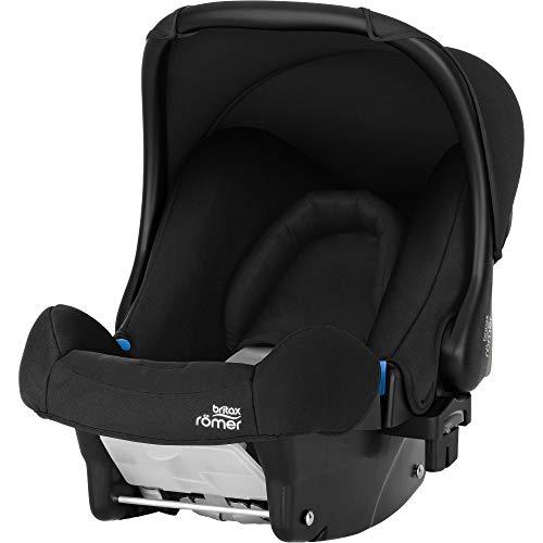 Britax Römer Babyschale Geburt - 13 Monate I 0 - 13 kg I BABY-SAFE Autositz Gruppe 0+ I Cosmos Black