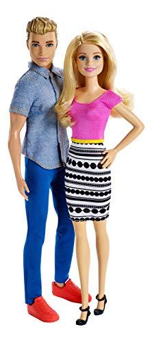 Barbie und Ken im 2er-Pack