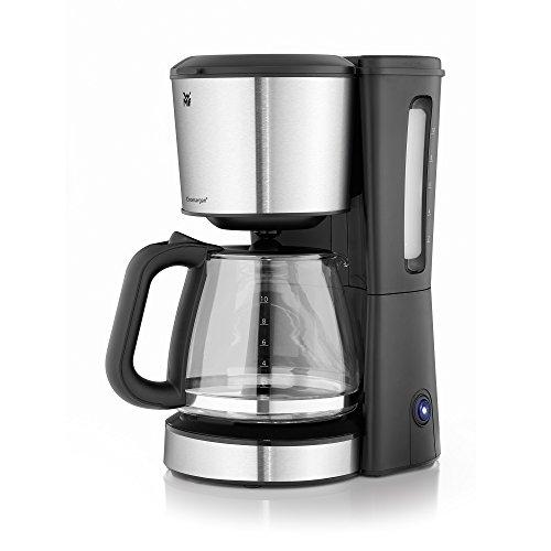 WMF BUENO Kaffeemaschine Glas, 10 Tassen, 1000 W, Aromaglaskanne, Warmhalteplatte, Tropfstopp,...
