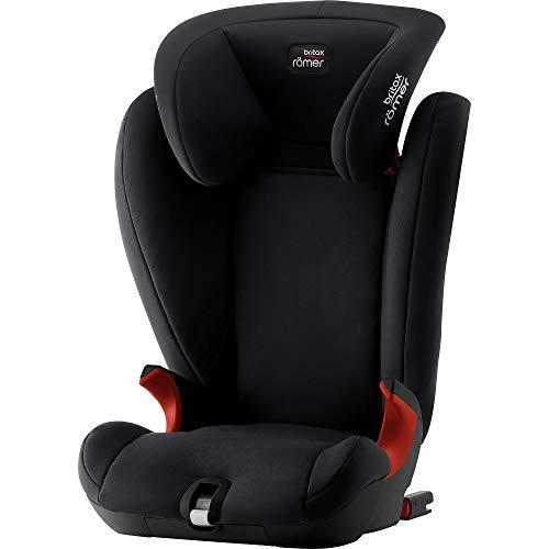 Britax Römer Kindersitz 3,5 - 12 Jahre I 15 - 36 kg I KIDFIX SL BLACK SERIES Autositz Gruppe 2/3 I Cosmos...