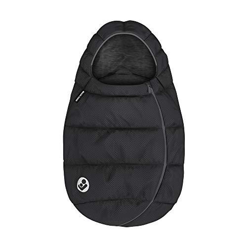 Maxi-Cosi Fußsack, kuschelig warmer Universal Winterfußsack, passend für alle Maxi-Cosi Babyschalen und...