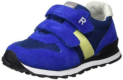 Richter Kinderschuhe Jungen Junior Sneaker, Blau (Nautical/White 6821), 26 EU