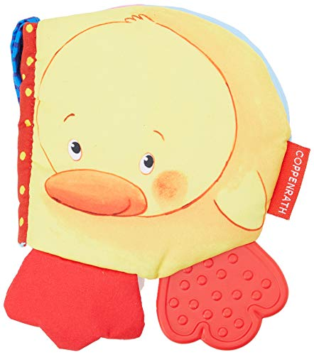 Mein Beißecken-Kuschelbuch: Kleine Ente: Fühlen und die Welt begreifen