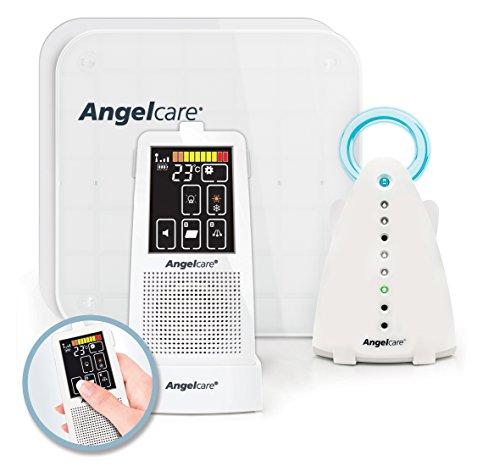 Angelcare Geräusch und Bewegungsmelder AC701-D, weiß