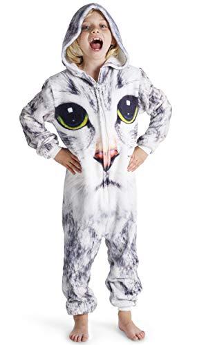 CityComfort Drachen-Kostüm,Dinosaurier Einhorn Koala Pinguin Kinder Jungen Mädchen Onesie Jumpsuit Anzug...
