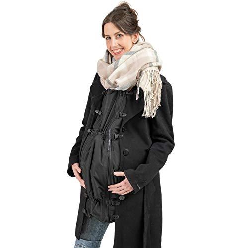 Jackenerweiterung | mach Deine Jacke zur Umstandsjacke oder Tragejacke | für Jede Jacke & Konfektionsgröße...