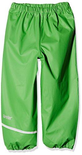 CareTec Kinder Regenhose (verschiedene Farben) , Grün (Green 974), 122