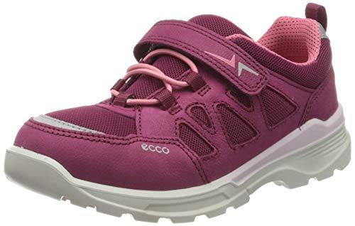 Ecco Mädchen URBANHIKER Sneaker, Violett (Sangria 2422), 28 EU