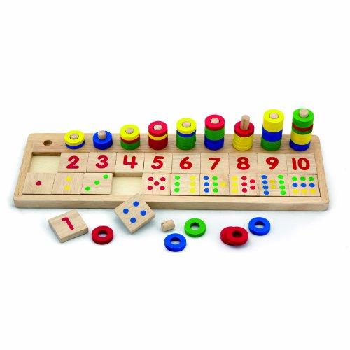 Viga Toys - Holz Rechenspiel