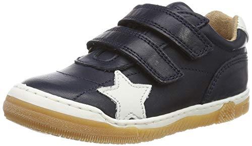 Bisgaard Jungen Unisex Kinder 40305.119 Sneaker, Blau (Navy 601), 27 EU