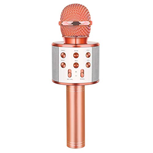 dmazing Mikrofon Kinder, Geschenke für Kinder Spielzeug ab 5-10 Jahren für Jungen Geschenke für Mädchen ab...