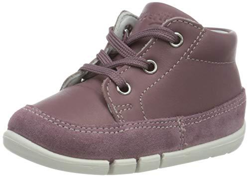 Superfit Mädchen Flexy Sneaker, Violett (Lila 90), 21 EU