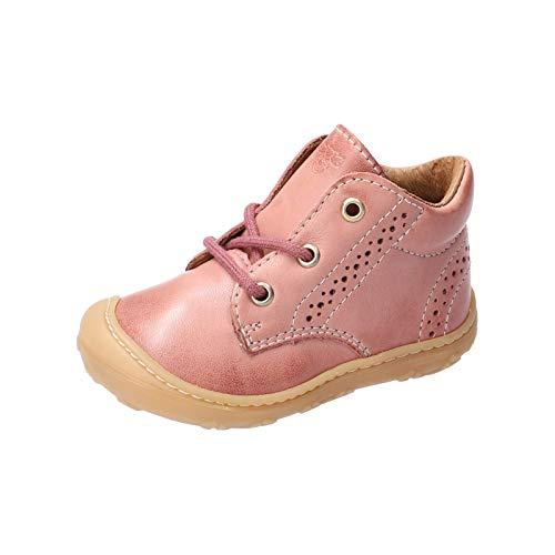 RICOSTA Mädchen Lauflern Schuhe Kelly von Pepino, Weite: Mittel (WMS), Kinder-Schuhe toben Spielen verspielt...